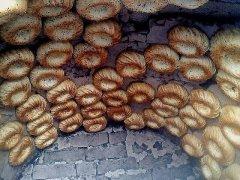 Лепешки в Тандыре